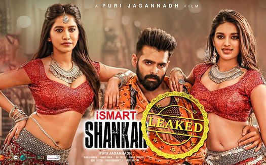 Ismart Shankar Full Movie 2019 Leaked Online by Tamilrockers Website
