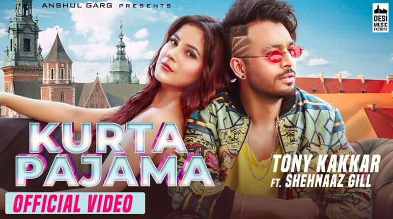 Tony Kakkar New Song Kurta Pajama Thumbnail