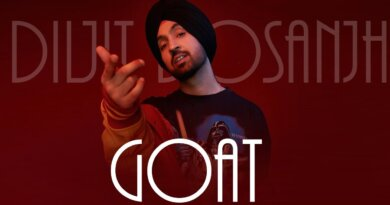GOAT mp3 Song Diljit