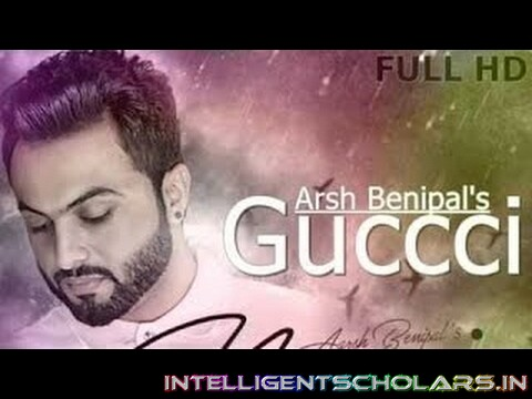 Gucci Aarsh Benipal mp3 song download pagalworld